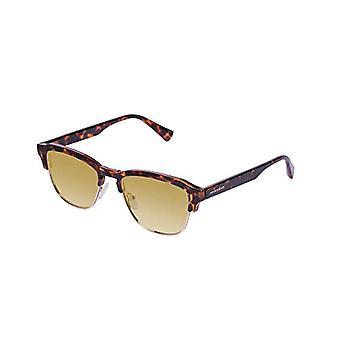 هوكرز كاري الذهب التدرج النظارات الشمسية الكلاسيكية، الذهب (مار ن / دورادو)، 50 للجنسين الكبار