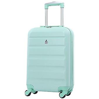 Aerolite (55x35x20cm) bagage à main léger à coque dure avec 4 roues à filer pour une maniabilité à 360 degrés, 21 »