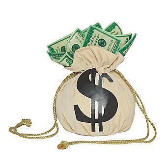 Χρήματα τσάντα γκάνγκστερ καταδικάστηκε τράπεζα ληστής διαρρήκτης πειρατής κοστούμι σακούλα