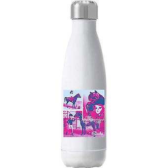 Sindy Horse Riding Insulated Stainless Steel Water Bottle