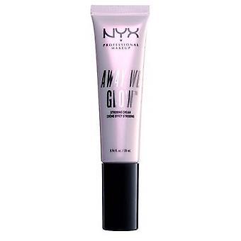 NYX Professional Make Up NYX Away We Glow Strobing Cream 28ml Glow-Tini 02