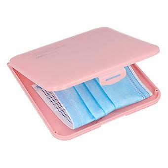 Portable Mask Case Inca Pink