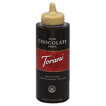 Torani Puremade Dark Choc Sauce, tilfælde af 4 X 16,5 Oz