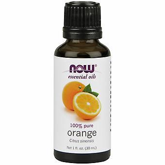 Now Foods Orange Oil, 1 OZ