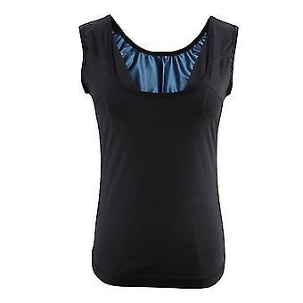 S/m women body shapers fitness vest for running sports yoga az12165