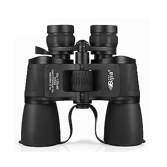 10-120X80 high magnification long range zoom hunting telescope wide angle professional binoculars
