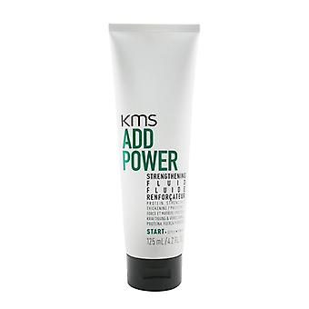 KMS California Add Power Strengthening Fluid (Protein  Strength and Thickening) 125ml/4.2oz