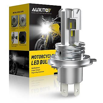 1 Pack H4 Hb3 Led Canbus Moto Phare Ampoule