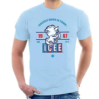 ICEE Coldest Drink In Town Since 1967 Men's T-Shirt