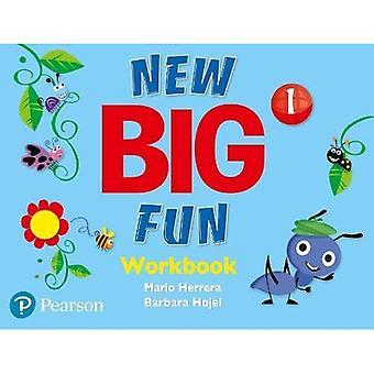 Big Fun Refresh Level 1 Workbook (Big Fun)
