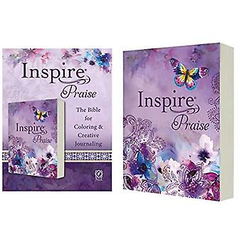 Inspire PRAISE Bible NLT (Softcover)