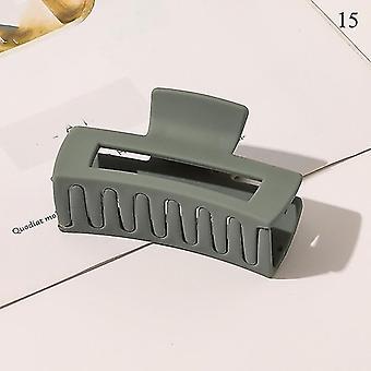 Skandináv ihletésű design környezetbarát hajkarom klipek(15)