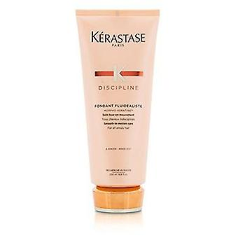 Kerastase Discipline Fondant Fluidealiste Smooth-in-motion Care (for All Unruly Hair) - 200ml/6.8oz