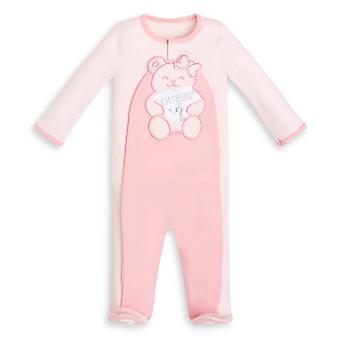 Guess baby girls teddy pink babygrow h1yw00ka6w0 g6k9