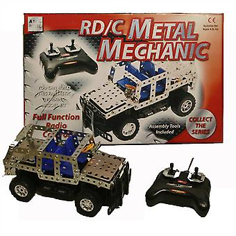 Metalen Mechanic Truck