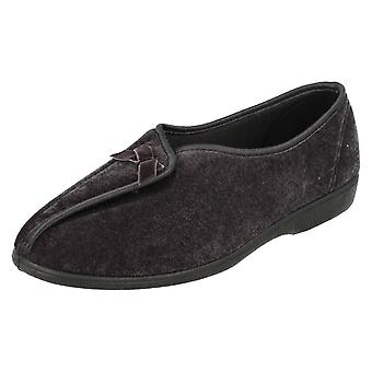 Ladies K's By Clarks Slippers Wood Wind