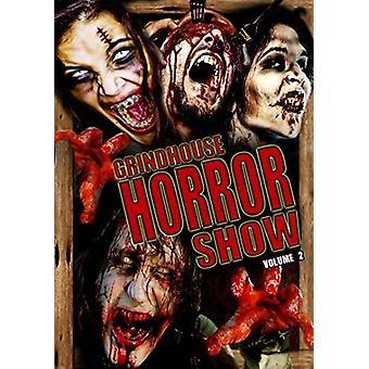 Importación de USA de Grindhouse Horror Show 2 [DVD]