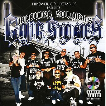 Salut Power Collectables - Salut Power soldats Gang Stories [CD] USA import