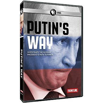 Front: Putins Weg [DVD] USA importieren