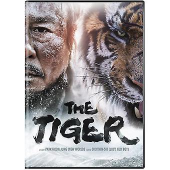 Tiger [DVD] USA import