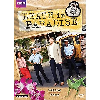 Death in Paradise: Season Four [DVD] USA import