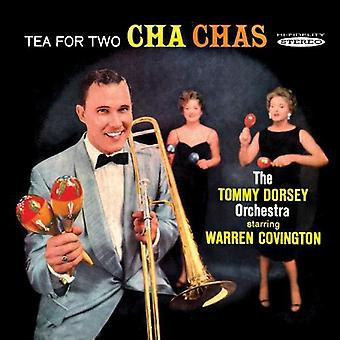 Tommy Dorsey Orchestra & - thé pour deux Cha Chas [CD] USA import