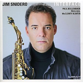 Jim Snidero - import USA Interface [CD]