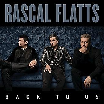 Rascal Flatts - Back to Us [CD] USA import