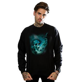 Harry Potter Men's Voldemort Dark Mark Mist Sweatshirt