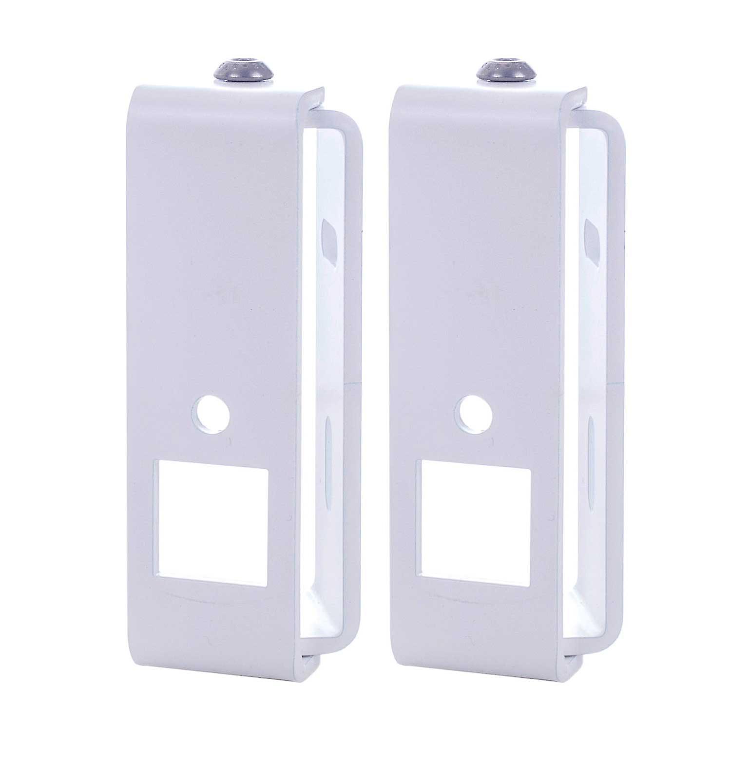Vebos wall mount Sonos Play 1 white set