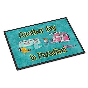 Another Day in Paradise inomhus eller utomhus Matt 24 x 36 dörrmatta