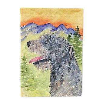 Carolines Treasures  SS8209-FLAG-PARENT Irish Wolfhound Flag