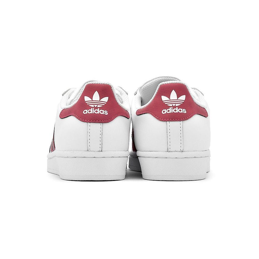 Adidas Superstar J Cq2690 Universal Kids Hele Året Sko