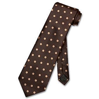 Vesuvio Napoli cravatta w / cravatta a pois Design maschile