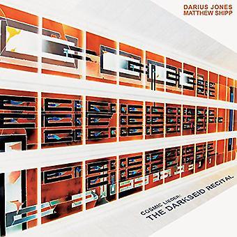 Jones, Darius / Shipp, Matthew - Darkseid Recital [CD] USA import