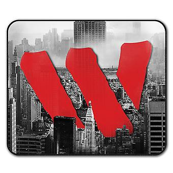 City Views  Non-Slip Mouse Mat Pad 24cm x 20cm | Wellcoda