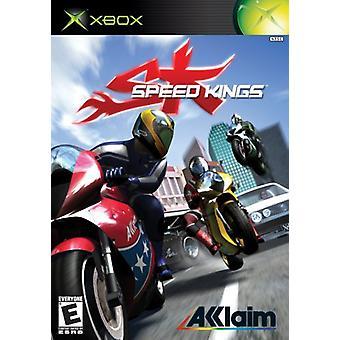 Speed Kings (Xbox)-nieuw