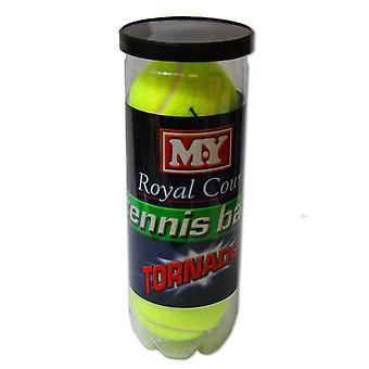 M.Y. Royal Court - 'A' rang tennisballen - 3-Pack
