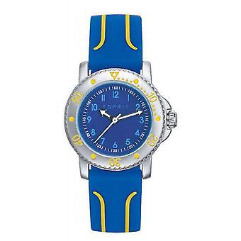 Esprit Detské hodinky Detské hodinky chlapci dievčatá ES108334001 potápačský klub modrá