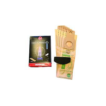 Hoover støvsuger høj filtrering tasker og pre Motor Filter Pack (H20)