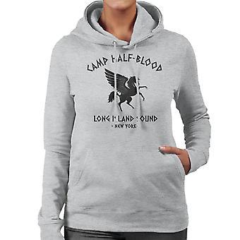 Percy Jackson-Camp Halbblut Frauen die Kapuzen-Sweatshirt