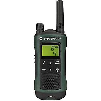 Motorola oplossingen TLKR T81 HUNTER TLKR T81 HUNTER PMR handheld transceiver