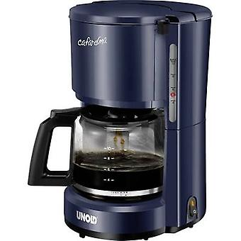 Unold Compact Coffee maker Blue Cup volume=10 Plate warmer