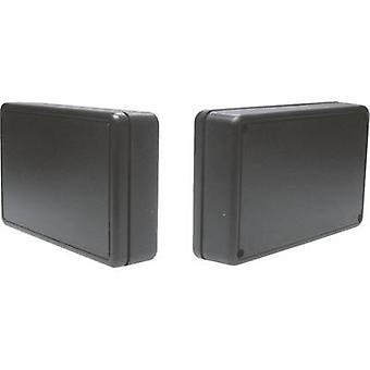 Strapubox 2006SW Universal enclosure 125 x 74 x 27 Acrylonitrile butadiene styrene Black 1 pc(s)
