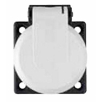 ABL Sursum 1561060 Flush-mount socket IP54 Grey