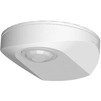 Grothe 94500 Surface-mount PIR motion detector 360 ° Relay White IP40