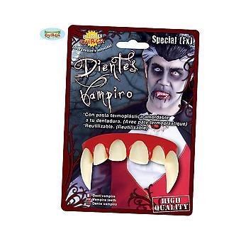 Halloween i horror Vampire zębów