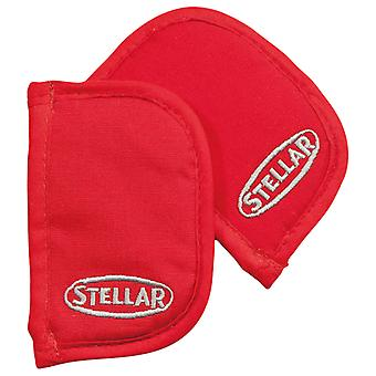 Stellar Textiles, Red 12cm Side Handle Holder