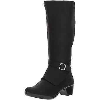Easy Street Womens Jan Plus Closed Toe Knee High Fashion Boots