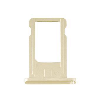 Voor iPad Air 2 SIM-lade - goud